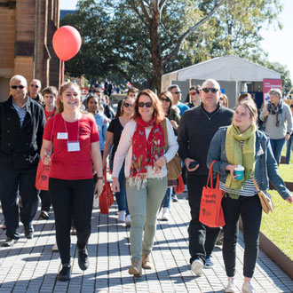 Camperdown Campus tours